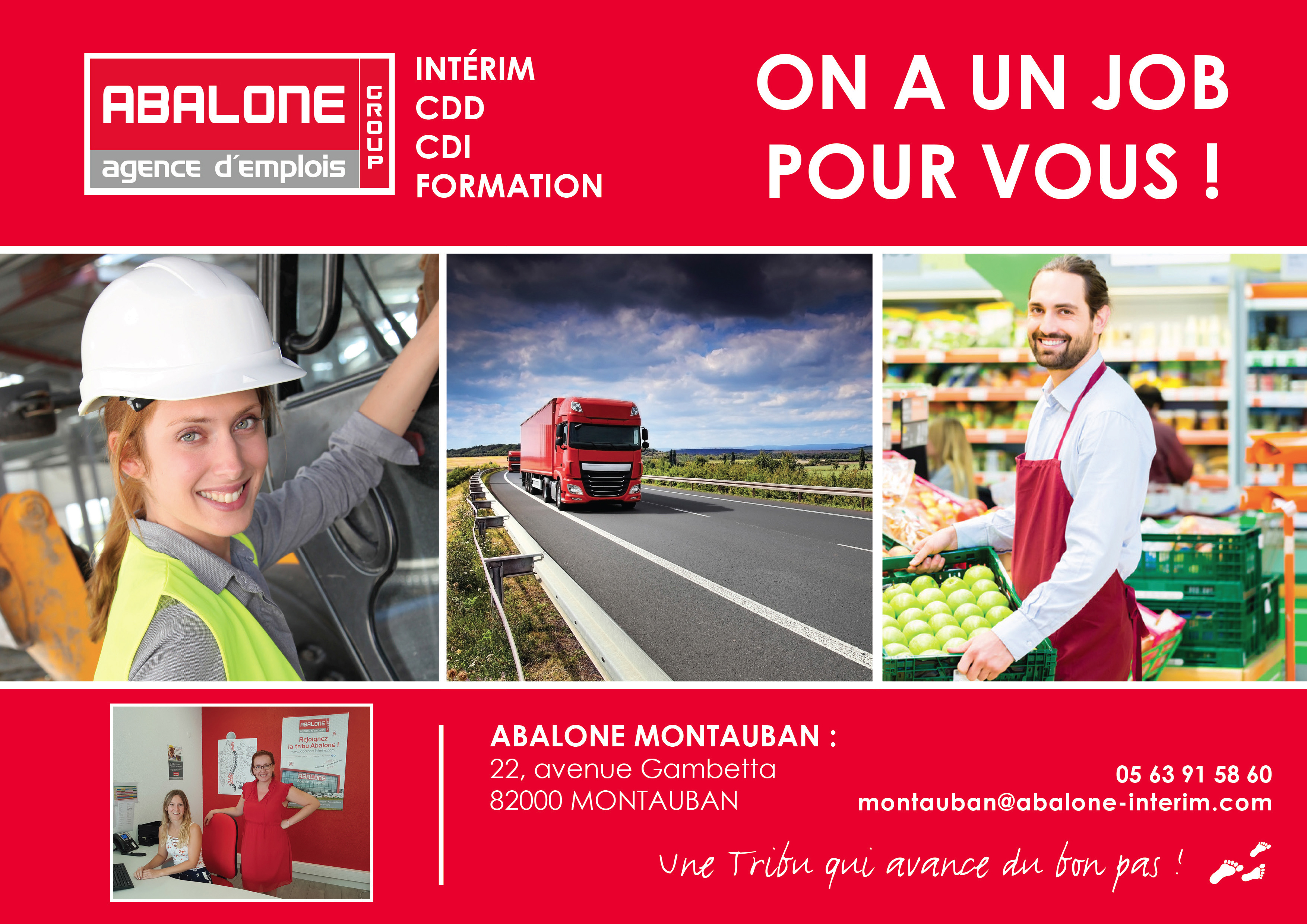 ABALONE AGENCE D'EMPLOI