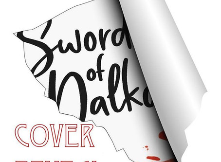 Sword of Dalkor Book Trailer and Cover Reveal!