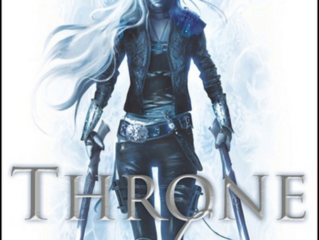 Book Review - Throne of Glass