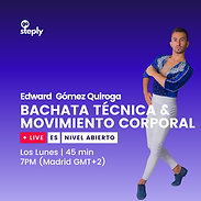 Bachata Técnica & Movimiento Corporal