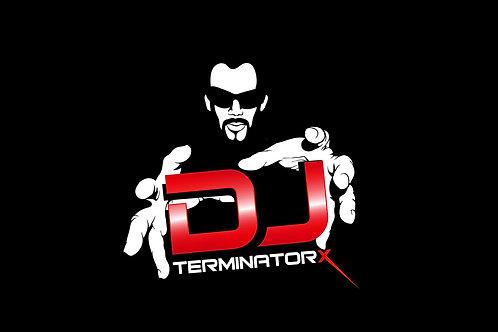DJ Terminator X / Classic Hip Hop T shirt