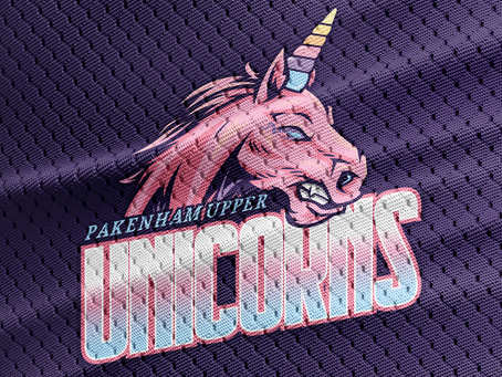 Unicorns Majestic NEW Uniform