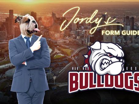 Jordy's Form Guide - Nar Nar Goon Bulldogs