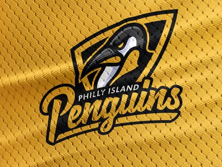 Penguins sleek new look!