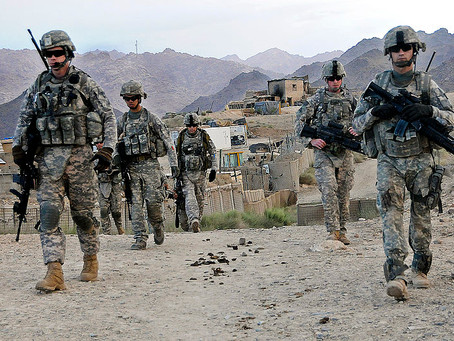 No Peace in Afghanistan