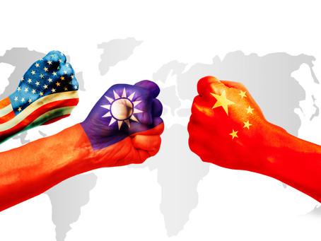 Between Duelling Giants: China, the US and the Issue over Taiwan - By Frederik Wrist