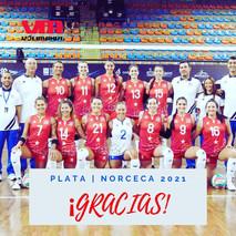 Equipo Femenino NORCECA 2021