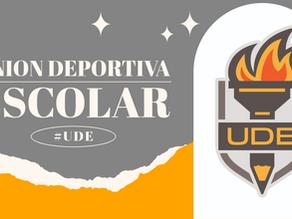 Inaguración de la Unión Deportiva Escolar