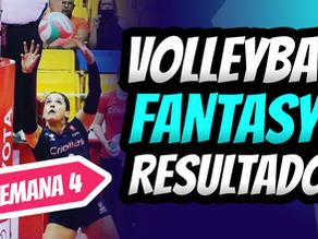 Jennifer Nogueras llega al Volleyball Fantasy   Boletín Semana 4
