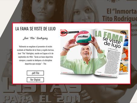 """José """"Tito"""" Rodríguez se Viste de Lujo"""
