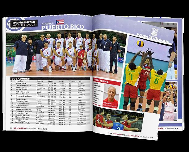Puerto Rico | FIVB Mundial 2011