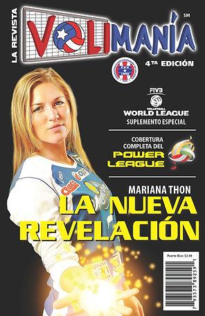 Mariana Thon | Volimania 4
