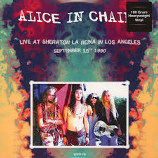 Alice In Chains Live At Sheraton In Los Angeles