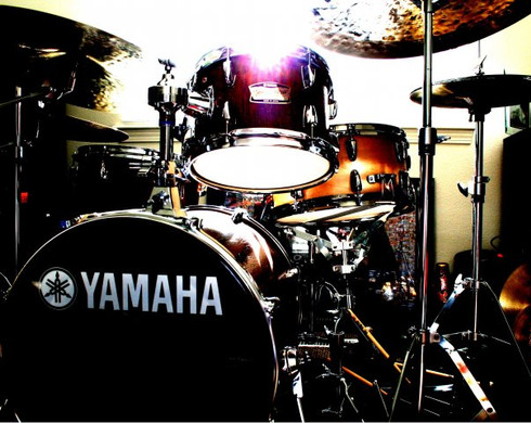my drum kit