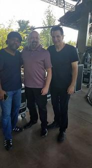 Victor, John, and Me