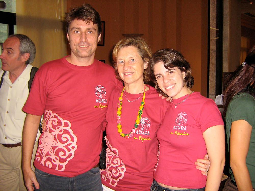 Lori Campignion, Congresso APGDS em Granada, 2007
