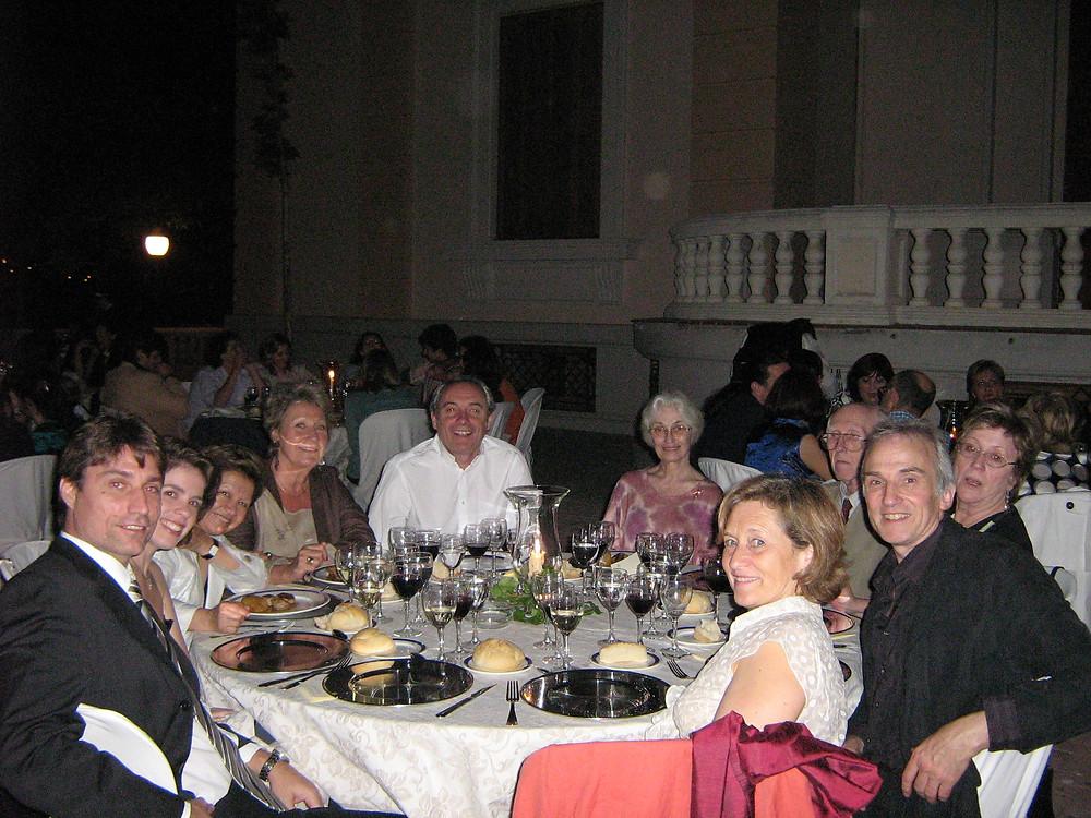 Criadores do método e fundadores das APGDS, Granada 2007