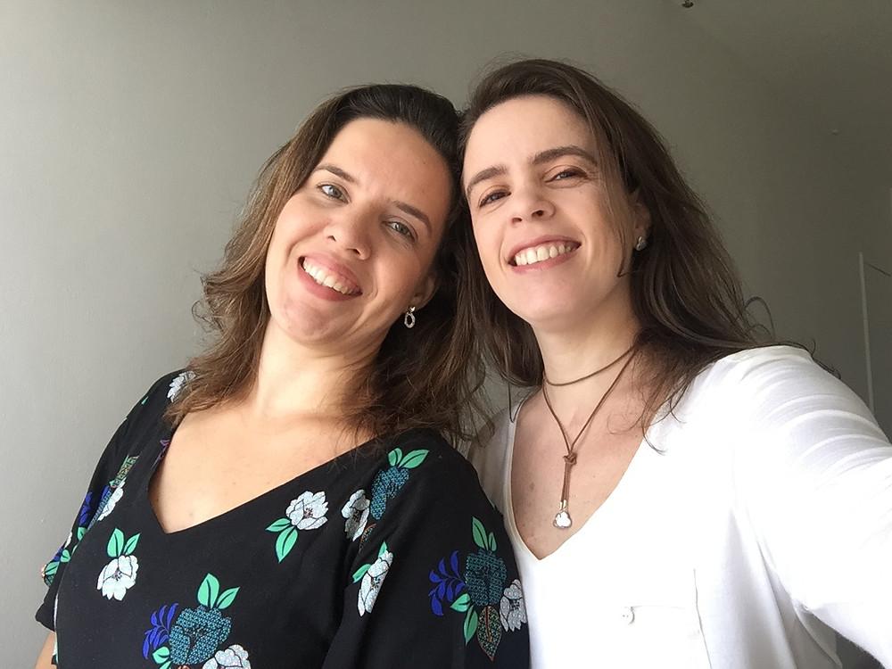 Amigas se tornam irmãs, se tornam parceiras....