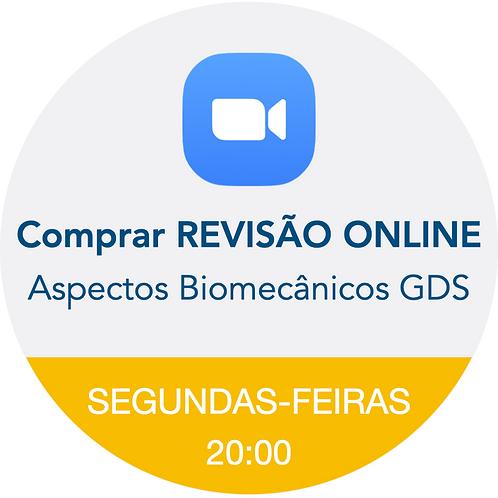 NOVO Revisões online com a equipe de ensino GDS Rio SEGUNDAS-FEIRAS