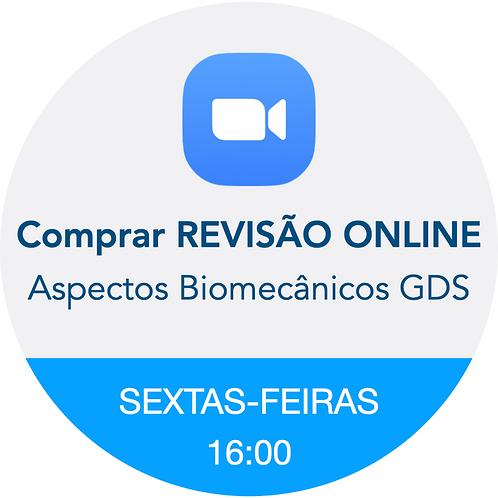 NOVO Revisões online com a equipe de ensino GDS Rio SEXTAS-FEIRAS