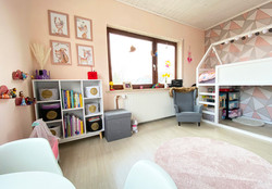 Kinderzimmer 1 nachher