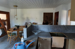 Küche vorher