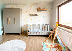 Kinderzimmer 2 nachher