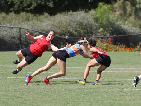 USA Touch Nationals and Referee Updates
