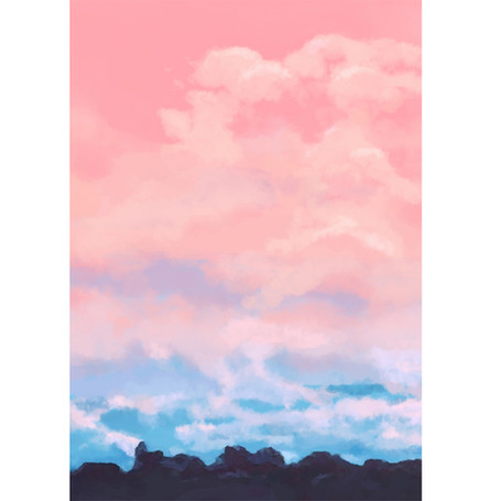 Head In Pink Clouds