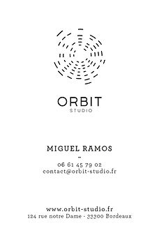 Logo Orbit Studio Label Tania Miguel_Ram