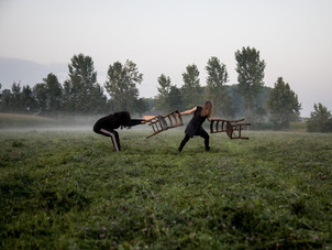 'Two Chairs'_ALEXANDMUSHI.
