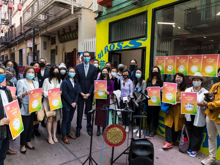 Celebrating Historic Investment in Cultural Equity and Solidarity