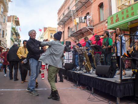 Chinatown Music Weekend 10/17 - 10/18