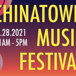 Chinatown Music Festival 2021