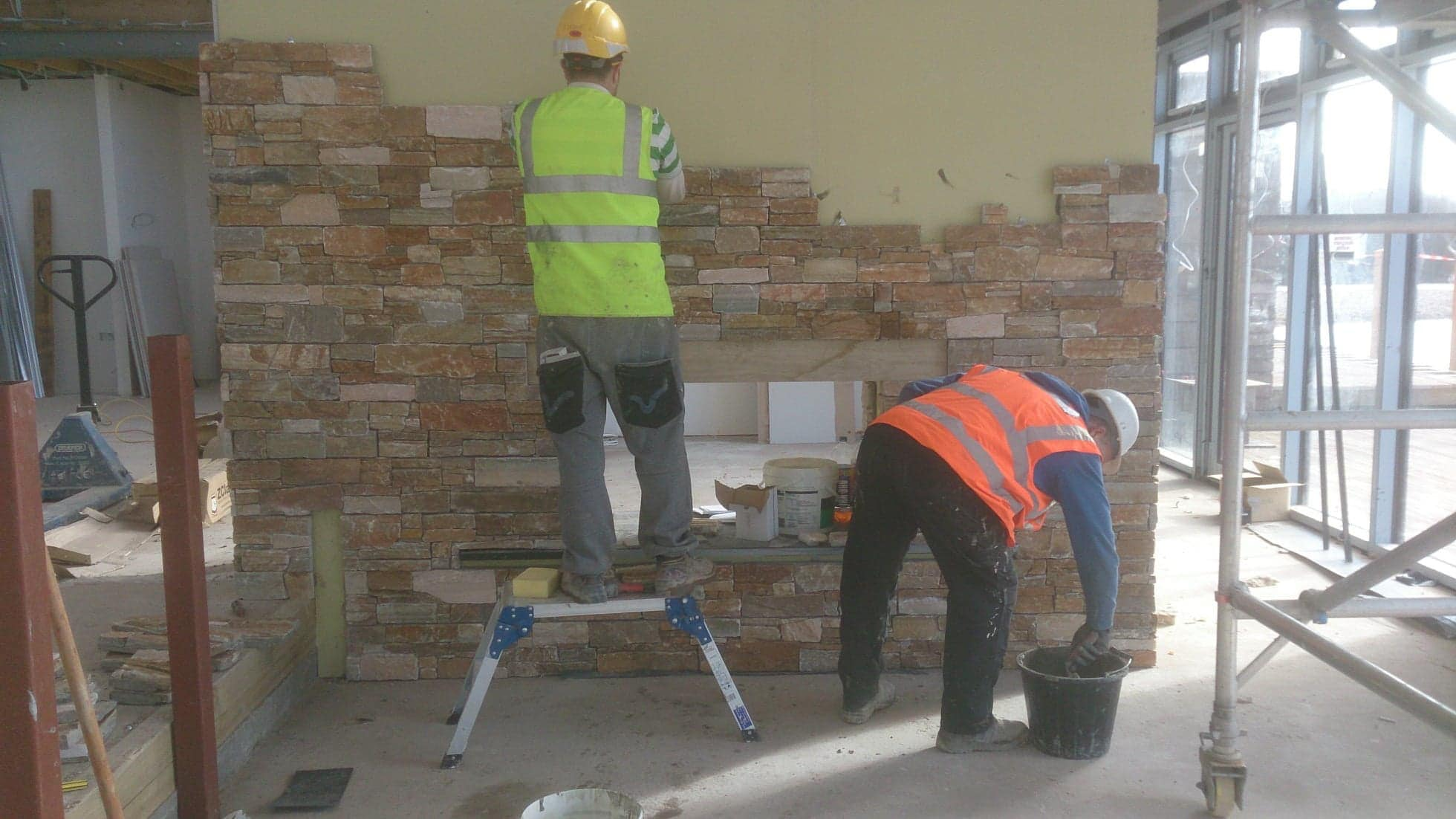 Examples of JB Tiling Services Work
