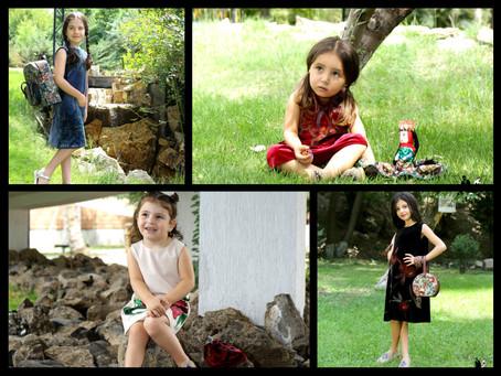 Autumn: Kids Fashion | VOG.am | Trekh
