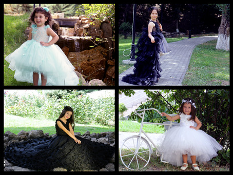 Autumn: Kids Fashion | VOG.am | BelleAnge
