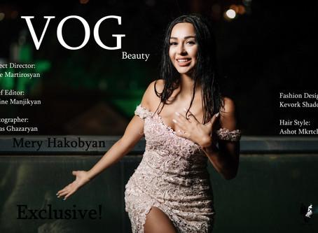 "Exclusive: ""Elegance is beauty"" Actress | Model | Mery Hakobyan"