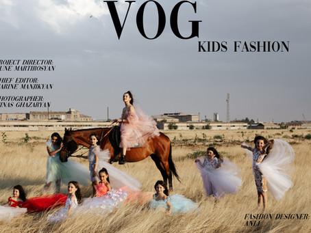VOG Kids Fashion: Autumn 2020 collection
