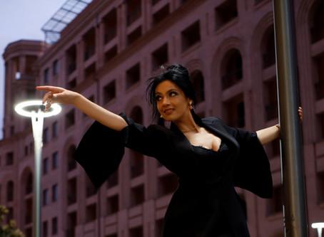 Exclusive: Միշտ երազել եմ թռչել․ Էմմա Մանուկյան