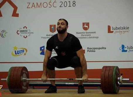 Հաղթանակը նոր շունչ տվեց Արսեն Մարտիրոսյանին` հաջորդ մրցաշարերում ավելի մեծ արդյունքներ գրանցելու