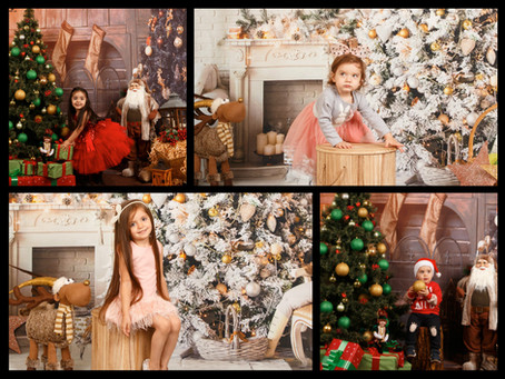 New Year Is Coming | Christmas Mood | Holiday Photoshoot