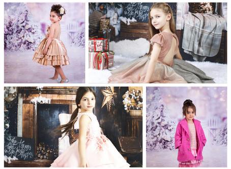 New Year: VOG   NoSa   Kids Fashion