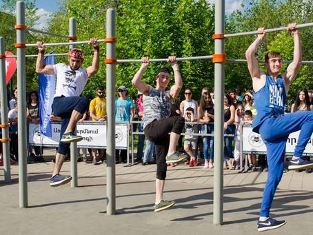 Street Workout Challenge. Հայաստանյան առաջնությունը գրանցեց իր հերթական հաջողությունը