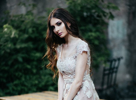 VOGUE Armenia | Kevork Shadoyan: Natural & gorgeous photoshoot with model Lily Sargsyan