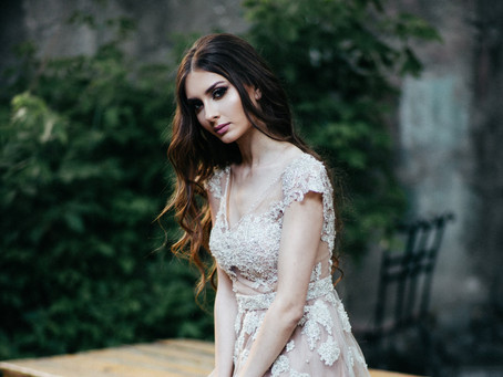 VOGUE Armenia | Kevork Shadoyan: Natural & gorgeous photoshoot with model Lily Sargsyan