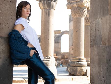 Exclusive: Nina Kronjäger | Famous Actress | PhotoShoot | Interview