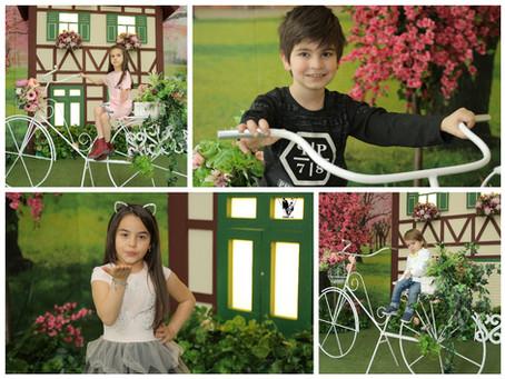Spring: Kids Photoshoot|Kids Fashion