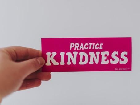 Ser gentil faz bem para a saúde!