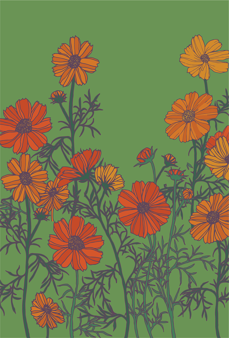 Flowers in my world 10